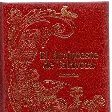 Libros: EL ARCIPRESTE DE TALAVERA. CORVACHO, O REPOBLACIÓN DEL AMOR MUNDANO - NO CONSTA AUTOR. Lote 276993198