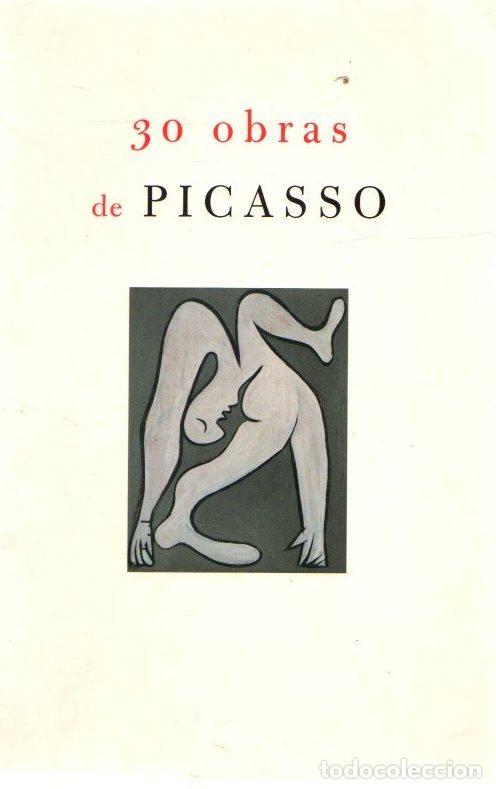 30 OBRAS DE PICASSO - RICHARDSON, JOHN (Libros sin clasificar)