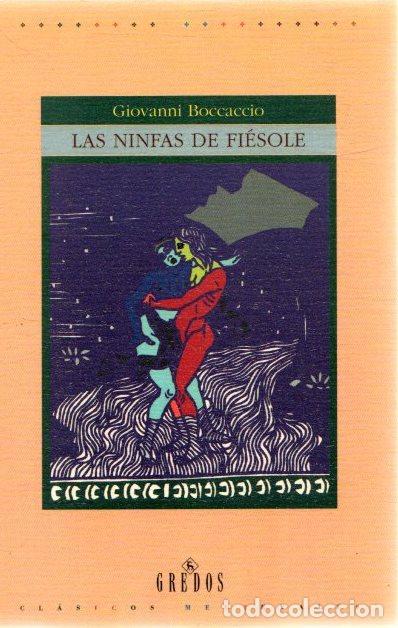 LAS NINFAS DE FIÉSOLE - BOCCACCIO, GIOVANNI (Libros sin clasificar)