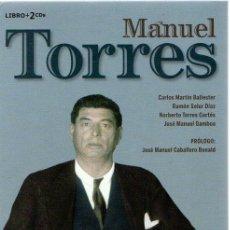 Libros: MANUEL TORRES - VVAA. Lote 276993303