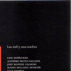 Libros: LAS MIL Y UNA NOCHES - VVAA. Lote 276993308