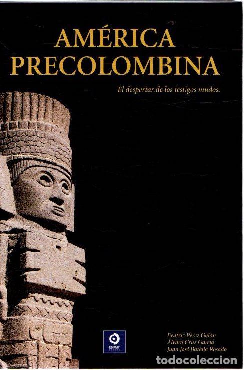 AMÉRICA PRECOLOMBINA. EL DESPERTAR DE LOS TESTIGOS MUDOS - VVAA (Libros sin clasificar)