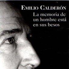 Libros: VICENTE ALEIXANDRE. BIOGRAFÍA - CALDERÓN, EMILIO. Lote 276993343