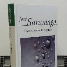 Libros: ENSAYO SOBRE LA CEGUERA - JOSÉ SARAMAGO. Lote 277042713
