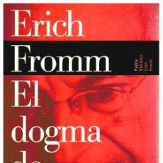 Libros: EL DOGMA DE CRISTO - ERICH FROMM. Lote 277042718