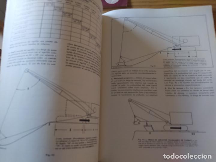 Libros: Obras Publica, Lote de 3 boletines sobre el uso, mantenimiento, etc. de las maquinas. Años 60 - Foto 13 - 277049953