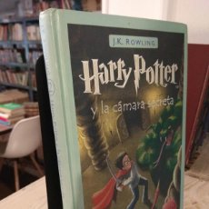 Libros: HARRY POTTER Y LA CÁMARA SECRETA. Lote 277131143