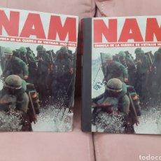 Libros: NAM CRONICAS DE LA GUERRA DE VIETNAM 1965 1975. Lote 277153593