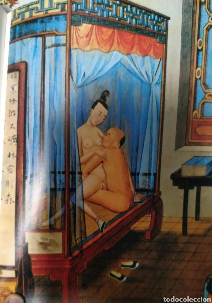 Libros: GRAN LIBRO VINTAGE SOBRE POSTURAS SEXUALES LUNION PARFAITE METHODES CHINOISES - Foto 2 - 277186993