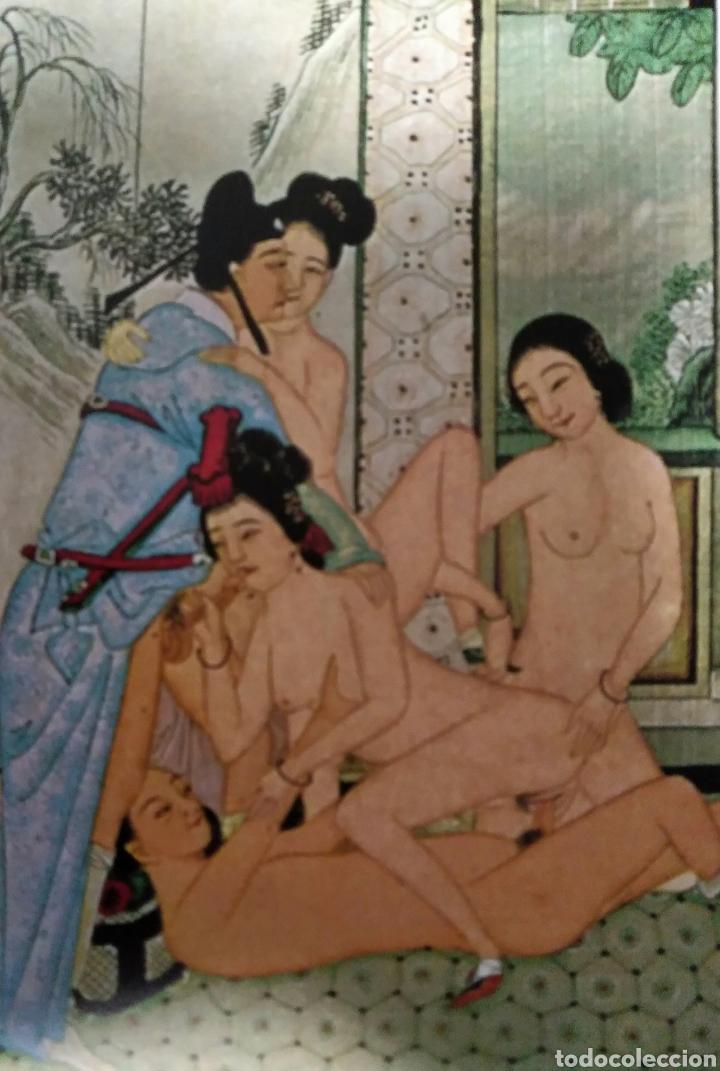 Libros: GRAN LIBRO VINTAGE SOBRE POSTURAS SEXUALES LUNION PARFAITE METHODES CHINOISES - Foto 3 - 277186993