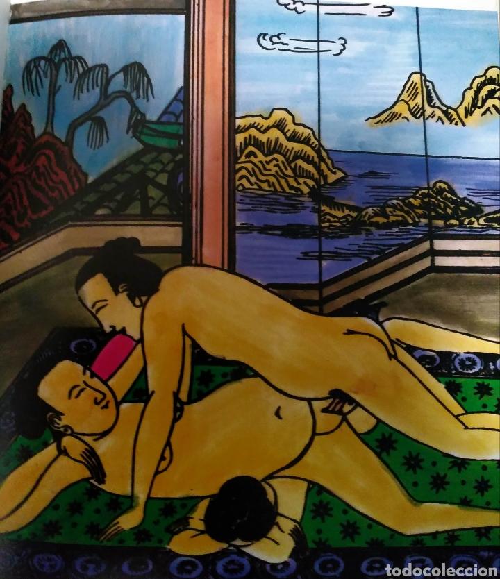 Libros: GRAN LIBRO VINTAGE SOBRE POSTURAS SEXUALES LUNION PARFAITE METHODES CHINOISES - Foto 4 - 277186993