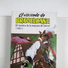 Libros: EL VIZCONDE DE BRAGELONNE, I - ALEJANDRO DUMAS. Lote 277292053