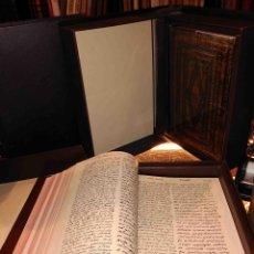 Libros: HISTORIA GENERAL DE LAS COSAS DE NUEVA ESPAÑA. 3 VOLUMENES - DE SAHAGÚN, FRAY BERNARDINO. Lote 277415153