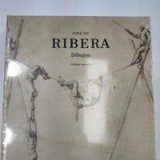 Libros: OSE DE RIBERA: DIBUJOS. CATÁLOGO RAZONADO. PRECINTADO. Lote 277624318