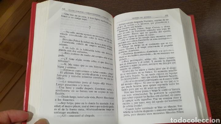 Libros: Agatha Cristhie ...Obras Escogidas - Foto 8 - 277690093
