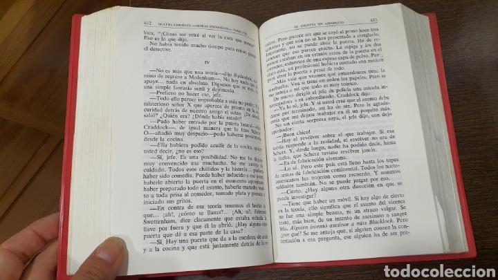Libros: Agatha Cristhie ...Obras Escogidas - Foto 9 - 277690093