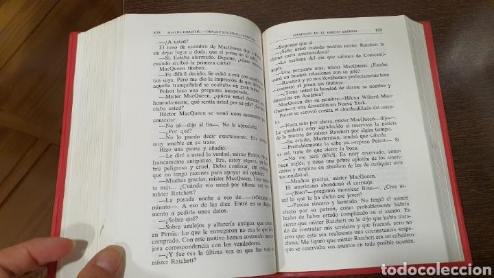 Libros: Agatha Cristhie ...Obras Escogidas - Foto 10 - 277690093
