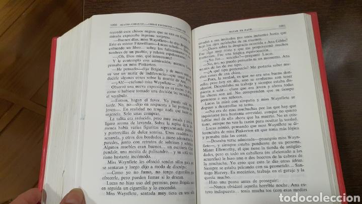 Libros: Agatha Cristhie ...Obras Escogidas - Foto 11 - 277690093