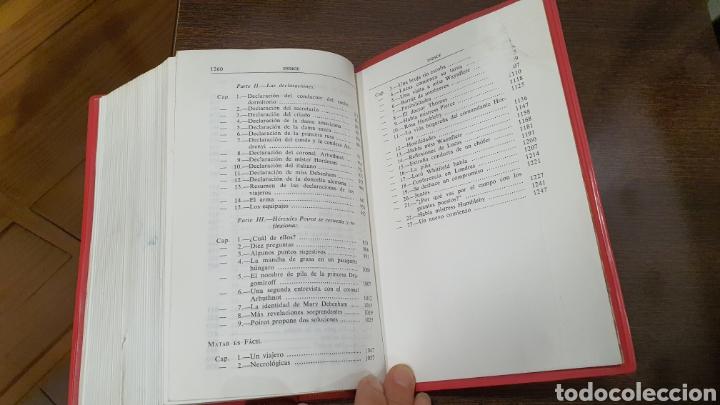 Libros: Agatha Cristhie ...Obras Escogidas - Foto 13 - 277690093