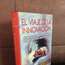 Libros: EL VIAJE DE LA INNOVACION: EL DESARROLLO DE UNA CULTURA ORGANIZACIONAL PARA INNOVAR. ANDREW H. VAN,. Lote 277746888