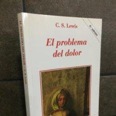 Libros: *EL PROBLEMA DEL DOLOR (BIBILIOTECA C. S. LEWIS) (SPANISH EDITION). CLIVE STAPLES LEWIS.. Lote 277747123