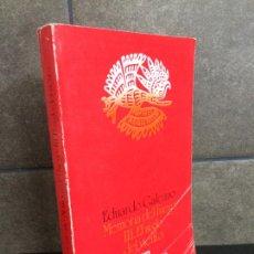 Libros: EL SIGLO DEL VIENTO (MEMORIA DEL FUEGO): 03. EDUARDO H. GALEANO.. Lote 277747133