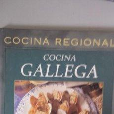 Libros: COCINA GALLEGA - JAVIER OZORES MARCHESI. PROLOGO DE JOSÉ ANTONIO QUIROGA. Lote 277904033