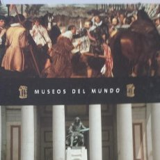 Libros: MUSEOS DEL MUNDO Nº 4. MADRID. MUSEO DEL PRADO. - ANNA POU / MIREIA ARNAU / NATALIA MIRANDA / SANDRA. Lote 277905603