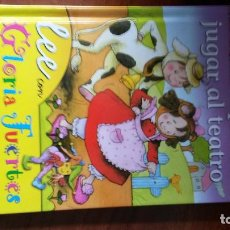 Libros: VERSOS PARA JUGAR AL TEATRO - FUERTES, GLORIA. Lote 277942413