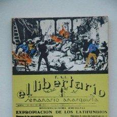Livros em segunda mão: HECHOS Y DOCUMENTOS DEL ANARCOSINDICALISMO ESPAÑOL - JUAN MAESTRE ALFONSO. Lote 278002328