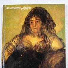 Libros: GOYA EN EL MUSEO DEL PRADO - LUCIA CERUTTI. Lote 278067953