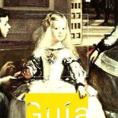Libros: GUIA MUSEO DEL PRADO: GUÍA (ESPAÑOL) - MAR SANCHEZ RAMON. Lote 278097673