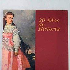 Libros: MUSEO DEL PRADO: 20 AÑOS DE HISTORIA (FUNDACIÓN AMIGOS DEL MUSEO DEL PRADO) - VVAA. Lote 278114233