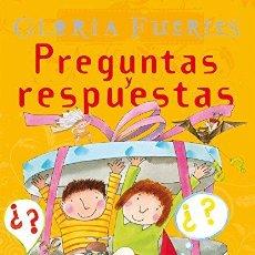 Libros: PREGUNTAS Y RESPUESTAS (GRANDES LIBROS) - GLORIA FUERTES. Lote 278120998
