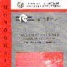 Livres: MATERIALES DE ROCA PARA PRESAS DE ESCOLLERA: SINTESIS Y RECOMENDACIONES - VVAA. Lote 278154488