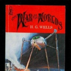 Libros: THE WAR OF THE WORLDS. - WELLS, H. G.-. Lote 278209008