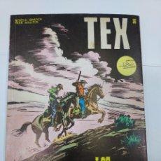 Libros: TEX N°16: LOS VIGILANTES (BURULAN, 1971). 96 PÁGINAS EN B/N. Lote 278275893