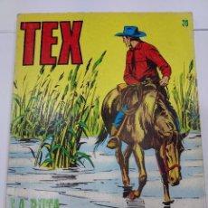 Libros: TEX. Nº 39 - LA RUTA DEL NORTE. NOVELA GRAFICA PARA ADULTOS. BURU LAN. Lote 278276718