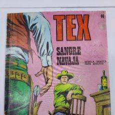 Libros: TEX - NUMERO 44 - SANGRE NAVAJA - BURULAN -. Lote 278277308