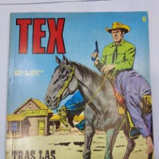Libros: TEX (1970, BURU LAN) 41 · 1971 · TRAS LAS HUELLAS DE KIT. Lote 278277483