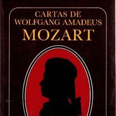 Libros: CARTAS DE WOLFGANG AMADEUS MOZART - DINI, JESÚS. Lote 278317738