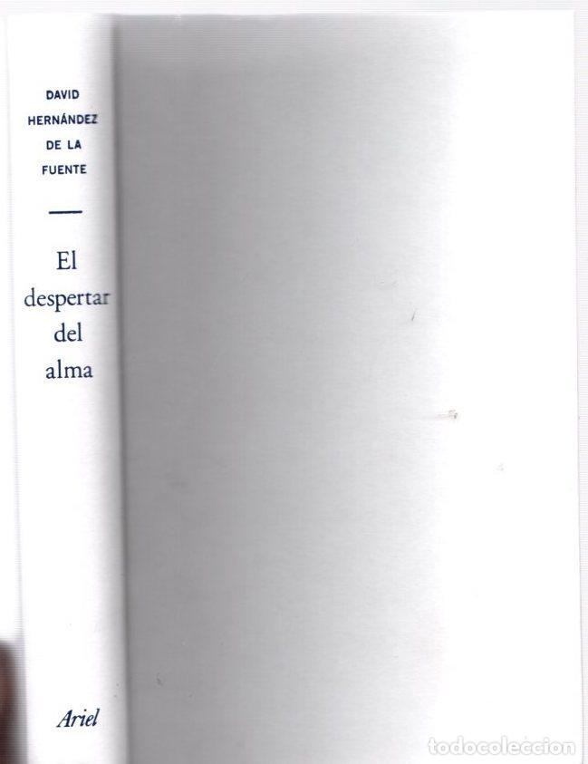 EL DESPERTAR DEL ALMA. DIONISO Y ARIADNA: MITO Y MISTERIO - HERNÁNDEZ DE LA FUENTE, DAVID (Libros sin clasificar)