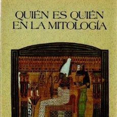 Libros: QUIÉN ES QUIÉN EN MITOLOGÍA - SENIOR, MICHAEL. Lote 278317813