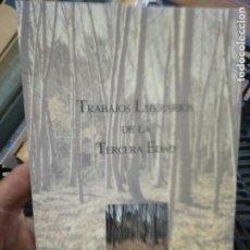 Libros: LIBRO TRABAJOS LITERARIOS DE LA TERCERA EDAD L-23704-12. Lote 278404373