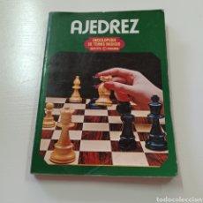 Libros: AJEDREZ - ENCICLOPEDIA DE TEMAS BASICOS. Lote 278406753