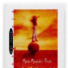 Libros: NUNCA SERE TU HEROE - MARIA MENENDEZ PONTE. Lote 278417488