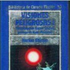 Libros: VISIONES PELIGROSAS I - HARLAN ELLISON. Lote 278417518
