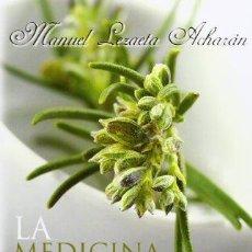 Libros: LA MEDICINA NATURAL - MANUEL LEZAETA ACHARAN. Lote 278417638