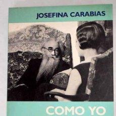 Libros: COMO YO LOS HE VISTO: ENCUENTROS CON VALLE-INCLÁN, UNAMUNO, BAROJA, MARAÑÓN, PASTORA IMPERIO. Lote 278442523