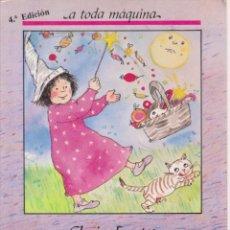 Libros: DOÑA PITO PITURRA. JUGANDO A LEER - GLORIA FUERTES. Lote 278291038